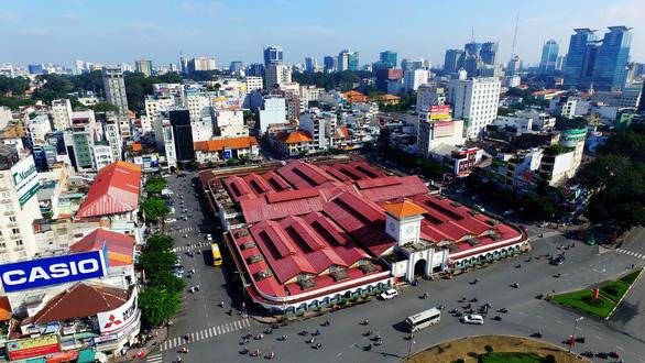 Di sản Sài Gòn không chỉ là di sản mà còn làm ra tiền - Ảnh 1.