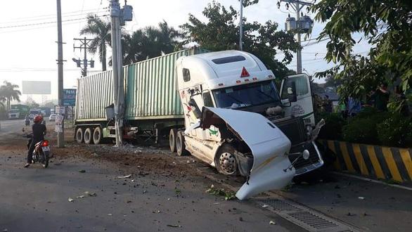 Khởi tố tài xế gây tai nạn tại Tây Ninh khiến 5 người thiệt mạng - Ảnh 1.