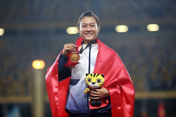 Việc Tú Chinh đối mặt với sức ép lớn ở SEA Games 30: Điền kinh xin điều chỉnh chỉ tiêu huy chương - Ảnh 1.