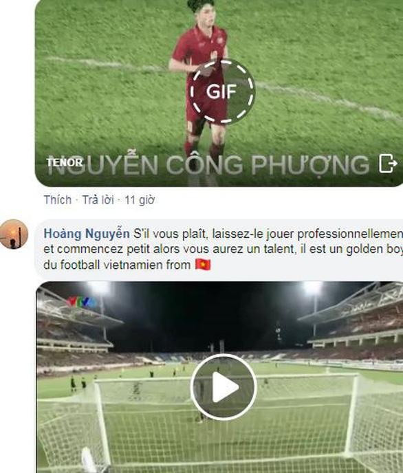 CĐV Pháp tò mò về Nguyễn Công Phượng - Ảnh 2.