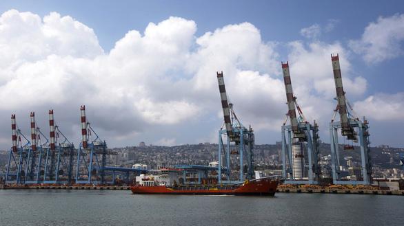 Mỹ cảnh báo Israel không nên cho Trung Quốc vận hành cảng Haifa - Ảnh 1.