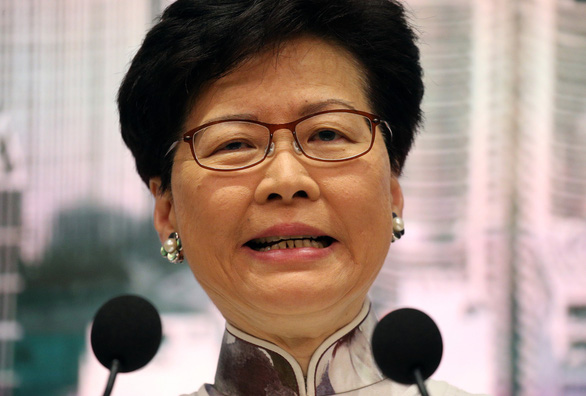 Lãnh đạo Hong Kong dừng thông qua dự luật dẫn độ - Ảnh 2.