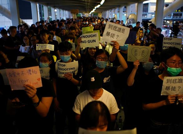 Lãnh đạo Hong Kong dừng thông qua dự luật dẫn độ - Ảnh 1.