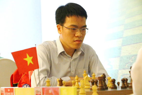 Lê Quang Liêm lần đầu vô địch cờ vua châu Á - Ảnh 1.