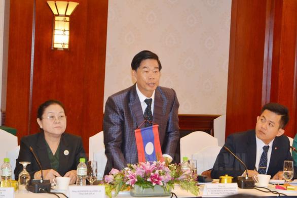 Vientiane muốn TP.HCM hỗ trợ kinh nghiệm xây dựng đô thị thông minh - Ảnh 2.
