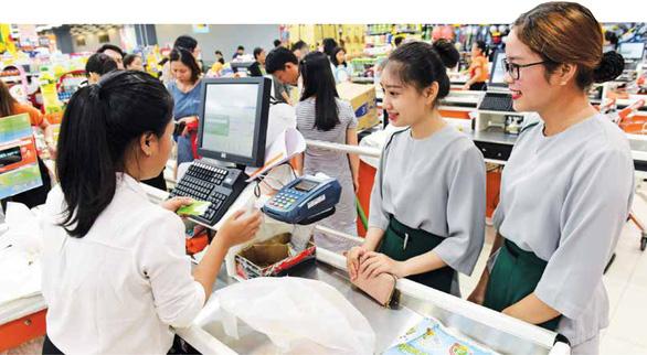 Không cần tài khoản ngân hàng vẫn xài được ví điện tử - Ảnh 1.
