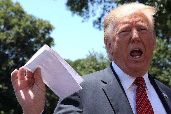 Mexico công bố thỏa thuận mật bị ông Trump làm lộ trước đó - Ảnh 1.