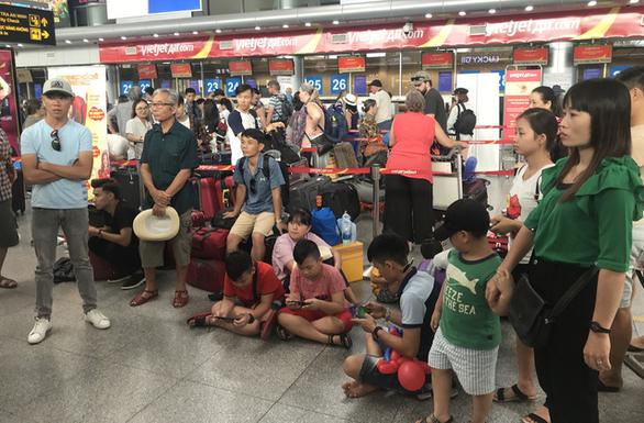 Lịch bay Vietjet sẽ trở lại bình thường từ ngày mai 16-6 - Ảnh 1.