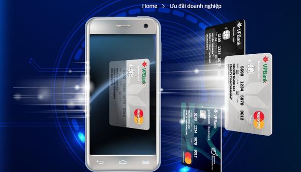"""VPBank tặng tiền cho khách hàng trong """"Ngày không tiền mặt"""" - Ảnh 1."""