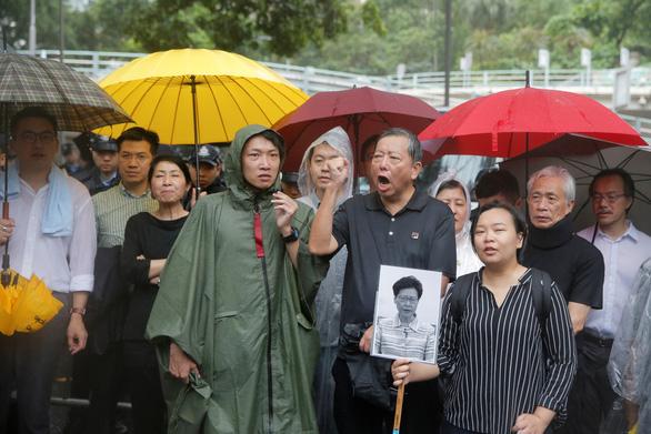 Con đường trắc trở của lãnh đạo Hong Kong Lâm Trịnh Nguyệt Nga - Ảnh 3.