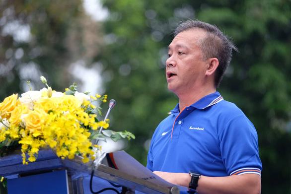 Hàng ngàn VĐV dự Giải việt dã hưởng ứng Ngày không tiền mặt - Ảnh 27.