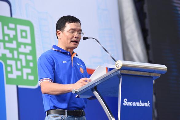 Hàng ngàn VĐV dự Giải việt dã hưởng ứng Ngày không tiền mặt - Ảnh 26.