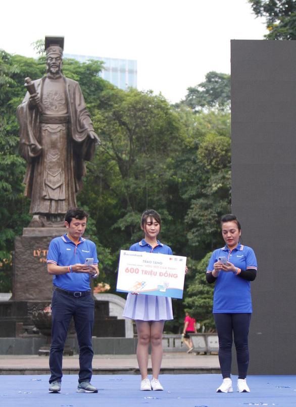Hàng ngàn VĐV dự Giải việt dã hưởng ứng Ngày không tiền mặt - Ảnh 23.