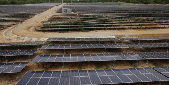 Ninh Thuận khánh thành nhà máy điện mặt trời thứ 6 - Ảnh 4.