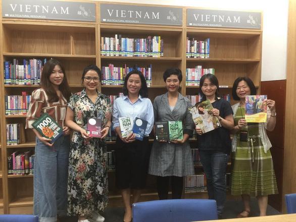 Đưa sách Việt đến người Việt tại Đài Loan - Ảnh 1.