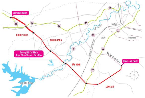 Đường Hồ Chí Minh nối Tây Nguyên, Đông Nam bộ: 10 năm vẫn dở dang - Ảnh 2.