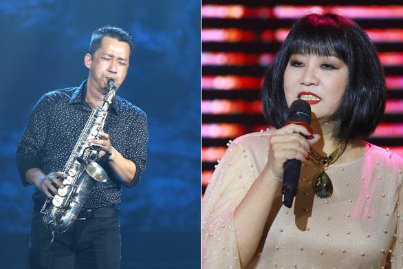 Ca sĩ Cẩm Vân làm đêm nhạc giúp Xuân Hiếu trị ung thư - Ảnh 1.