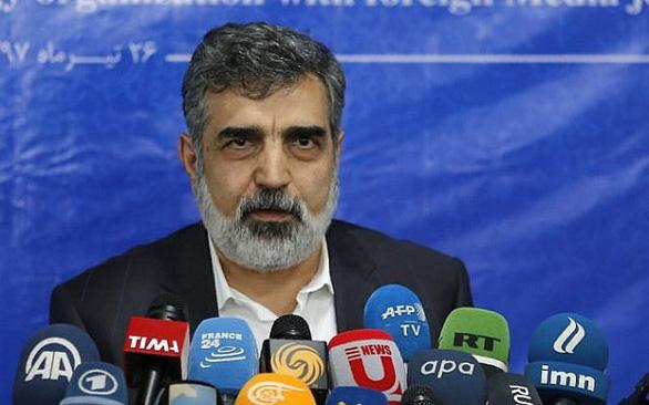 Iran quyết tăng sản xuất uranium, phá vỡ thỏa thuận hạt nhân - Ảnh 1.