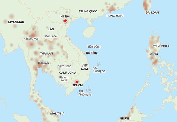 Để Việt Nam tỏa sáng trên bản đồ chạy bộ thế giới - Ảnh 1.