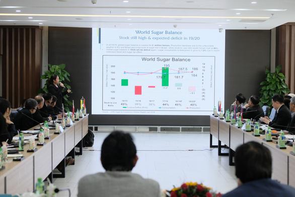 TTC đăng cai hội nghị mía đường Đông Nam Á lần 4 - Ảnh 2.