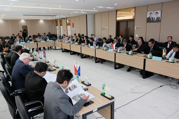TTC đăng cai hội nghị mía đường Đông Nam Á lần 4 - Ảnh 3.