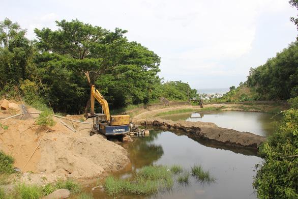 Đà Nẵng: Kiệt nguồn nước sạch vì nắng nóng - Ảnh 3.