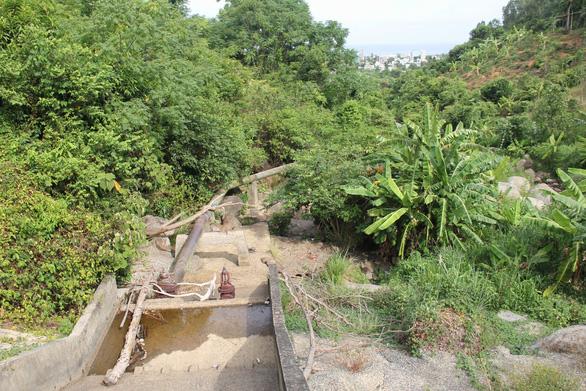 Đà Nẵng: Kiệt nguồn nước sạch vì nắng nóng - Ảnh 1.