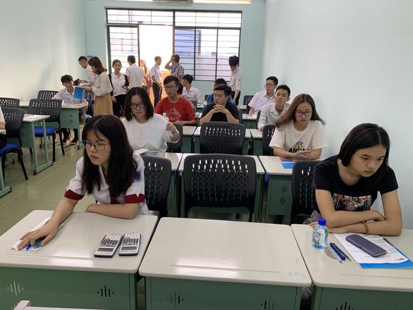 50% thí sinh đã thi năng lực đợt 1 tiếp tục đăng ký thi đợt 2 - Ảnh 1.