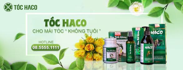 Chăm sóc tóc đen óng với sản phẩm Tóc Haco - Ảnh 2.