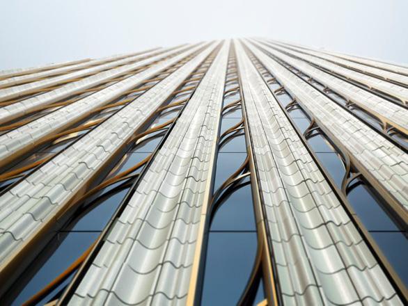 Bí ẩn đằng sau khả năng chống gió của các tòa nhà chọc trời trên thế giới - Ảnh 4.