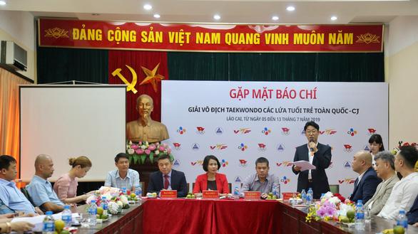 HLV taekwondo Việt Nam học theo ông Park Hang Seo - Ảnh 1.