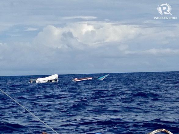 Philippines cầu cứu Liên Hiệp Quốc vụ tàu cá bị đâm chìm - Ảnh 1.