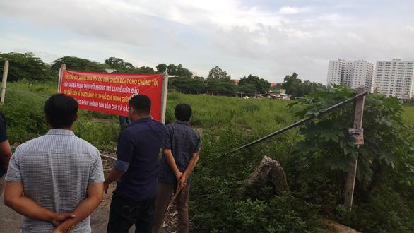 Cảnh báo 9 dự án đất nền ma tại quận Bình Tân - Ảnh 1.