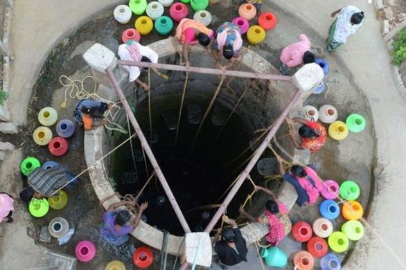 Thành phố lớn thứ 6 Ấn Độ cạn nước, nguy cơ bị xóa sổ - Ảnh 3.