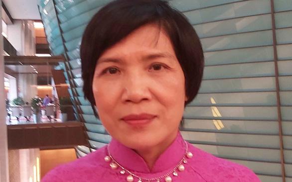TS Mai Thị Ánh Tuyết