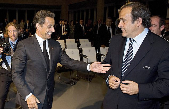 Vì sao cựu chủ tịch UEFA Platini bị bắt? - Ảnh 2.