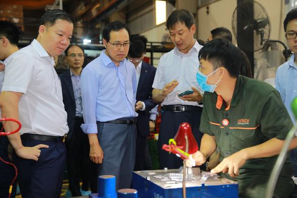 Samsung hỗ trợ cải tiến, 60 doanh nghiệp Việt tăng 90% năng suất - Ảnh 1.