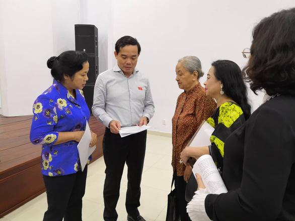 Ông Trần Lưu Quang: Sắp tới phòng chống tham nhũng quyết liệt hơn - Ảnh 1.