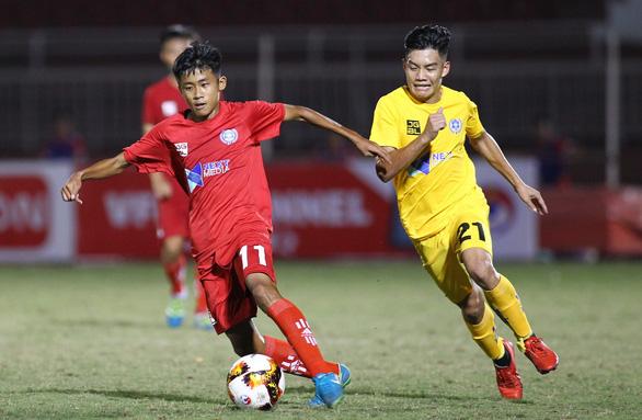 Em họ Công Phượng chơi nổi bật tại VCK U15 quốc gia 2019 - Ảnh 2.