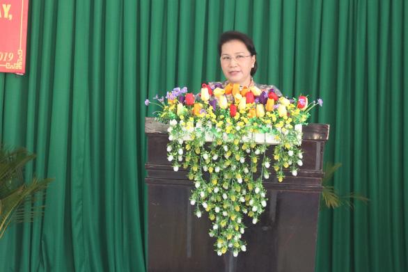 Chủ tịch Quốc hội: Tài sản thu hồi từ các vụ án tham nhũng đều công khai  - Ảnh 2.