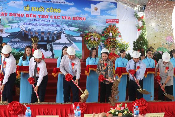 130 tỉ đồng xây dựng đền thờ các vua Hùng tại Cần Thơ - Ảnh 2.