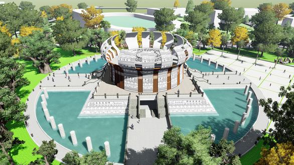 130 tỉ đồng xây dựng đền thờ các vua Hùng tại Cần Thơ - Ảnh 1.
