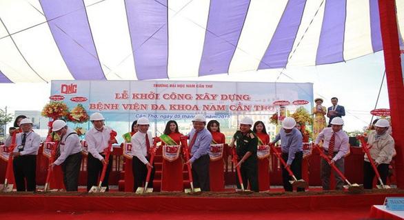 Mô hình doanh nghiệp trong trường học ở Nam Cần Thơ - Ảnh 1.