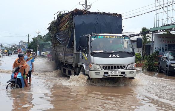Phú Quốc mùa sau ngập hơn mùa trước - Ảnh 1.