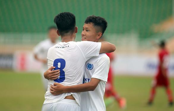 Em họ Công Phượng chơi nổi bật tại VCK U15 quốc gia 2019 - Ảnh 1.