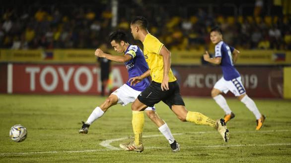 Hòa Ceres 1-1, Hà Nội nắm lợi thế trước trận lượt về - Ảnh 1.