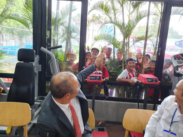 Ông Park Hang Seo hứa sẽ làm hết mình vì bóng đá Việt Nam - Ảnh 3.