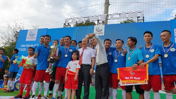 Ông Park Hang Seo hứa sẽ làm hết mình vì bóng đá Việt Nam - Ảnh 10.