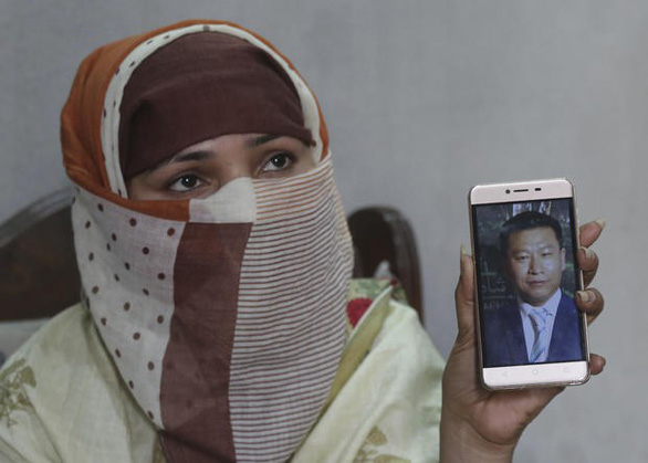 Chọn lấy chồng Trung Quốc, cô dâu Pakistan bị cưỡng hiếp tập thể - Ảnh 1.