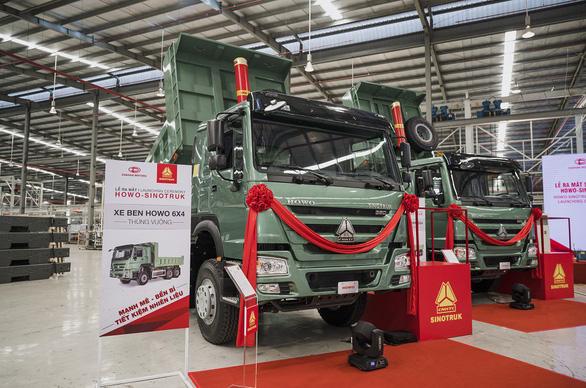 Daehan Motors ra mắt dòng sản phẩm thương hiệu Howo-Sinotruk - Ảnh 2.